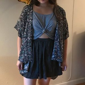Love21 by Forever 21 floral kimono